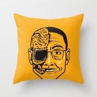 Gustavo Fring Throw Pillow