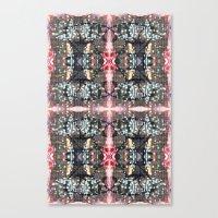 OR/WELL:  Windows & Mush… Canvas Print