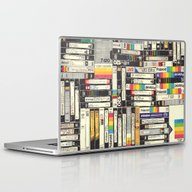 Laptop & iPad Skin featuring VHS by HOLLIS BROWN THORNTO…