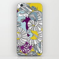 Coral Illustration iPhone & iPod Skin