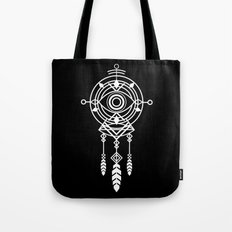 Cosmic Dreamcatcher Tote Bag