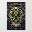 Skull 6 Canvas Print