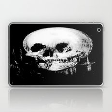 All Is Vanity: Halloween Life, Death, and Existence  Laptop & iPad Skin
