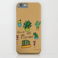 Plant Love. iPhone 6 Slim Case