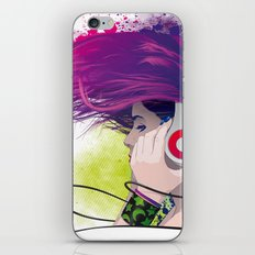 Listen. iPhone & iPod Skin