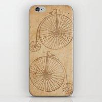 High Rider iPhone & iPod Skin