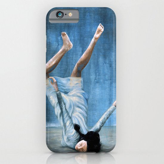 Almost Blue iPhone & iPod Case