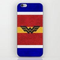 Wonderful Colors iPhone & iPod Skin