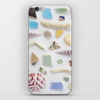 Ocean Study No. 2 iPhone & iPod Skin