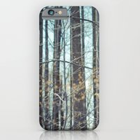 iPhone & iPod Case featuring Forest of Trees. by Ashley Jensen