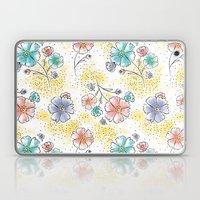 Brilliant Blooms Laptop & iPad Skin