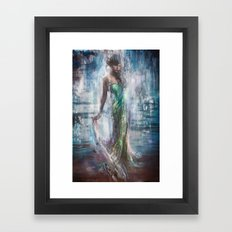 Eugenia Framed Art Print