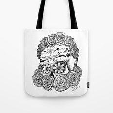 Katrina (white version) Tote Bag