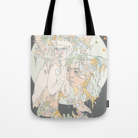 adorned pop Tote Bag