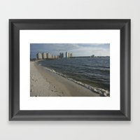 Oh Florida... Framed Art Print