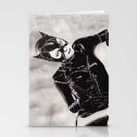 Catwoman Stationery Cards