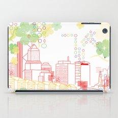 Crayon Portland Oregon iPad Case