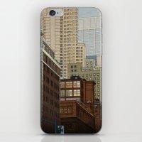 Labyrinth iPhone & iPod Skin