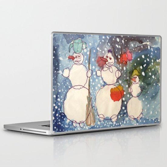 Frozen Family Laptop & iPad Skin