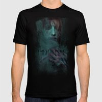 I For One Hope The Plagu… Mens Fitted Tee Black SMALL