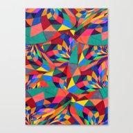 Touch Sensitive Canvas Print