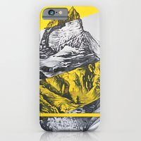 brocken mountain iPhone 6 Slim Case
