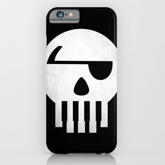 Music Piracy iPhone & iPod Case