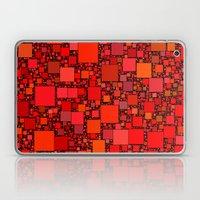 Post It Red Laptop & iPad Skin
