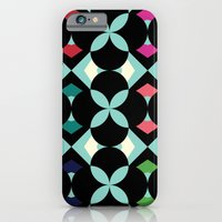 iPhone & iPod Case featuring Radial Bloom #2 by Michelle Nilson