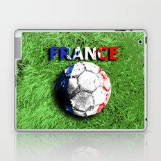 Old football (France) Laptop & iPad Skin
