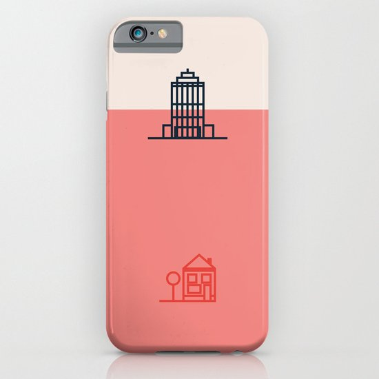 City to Village iPhone & iPod Case