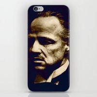 Godfather - I Will Make … iPhone & iPod Skin