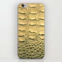 Snakeskin iPhone & iPod Skin