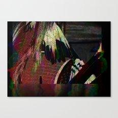 Atasgisgv Dikanodi Canvas Print