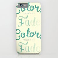 Colors tend to fade iPhone 6 Slim Case