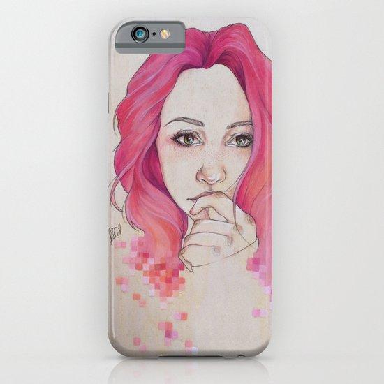 Pixels I iPhone & iPod Case