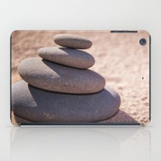 Balancing the world iPad Case
