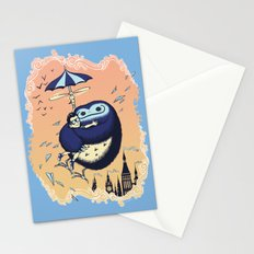 High Flying Hugs Stationery Cards