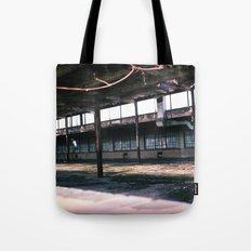 Echos of Industry Tote Bag