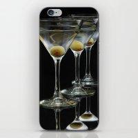 Three Martini's And Thre… iPhone & iPod Skin