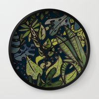 The Greenhouse Wall Clock