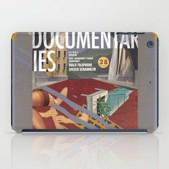 Vans and Color Magazine Customs iPad Case