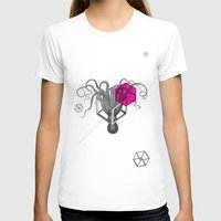 Archetypes Series: Sophi… Womens Fitted Tee White SMALL