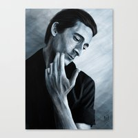 Adrien Canvas Print