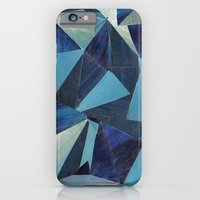iPhone & iPod Case featuring Blue by Caitlin Fargher