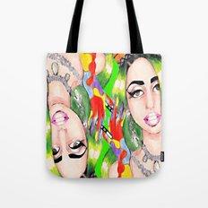 PRINCESS HIGH Tote Bag