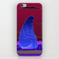 Finding Bigfoot iPhone & iPod Skin