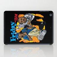 Friday The 13th iPad Case