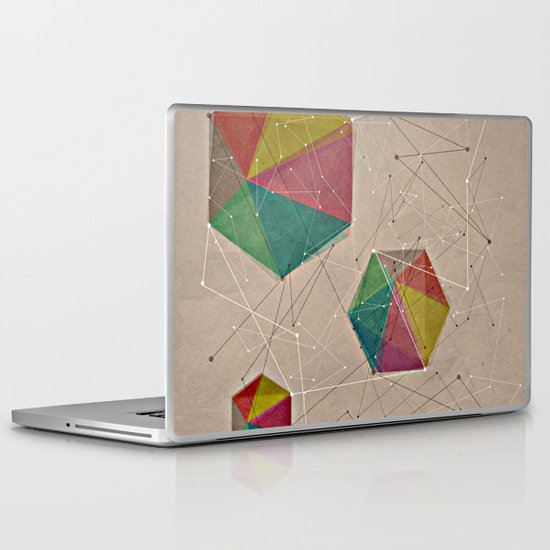 GEOMETRIC IV Laptop & iPad Skin