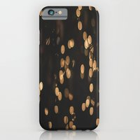 Christmas Lights iPhone 6 Slim Case